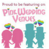 Proud to be featured on Pink Wedding Venues