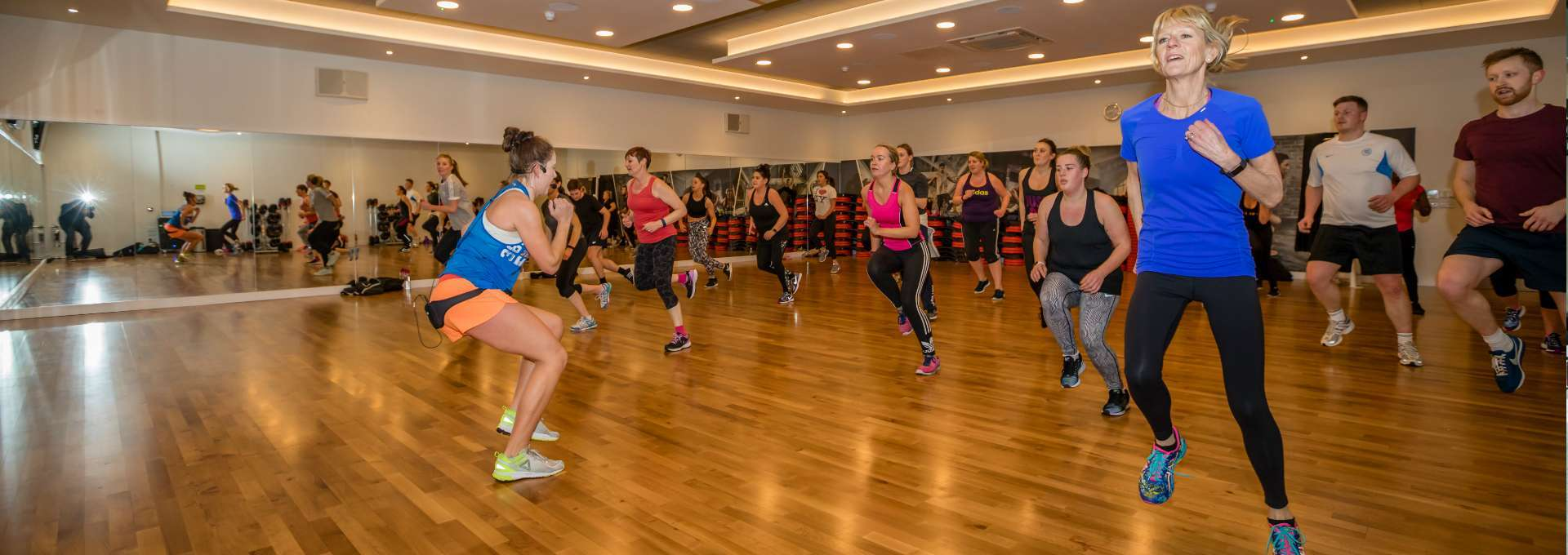 A beginners introduction to fitness classes
