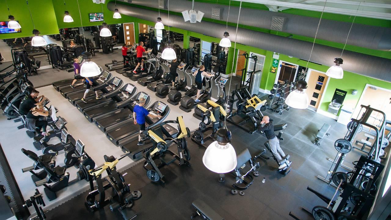 Gyms in hastings hastings bannatyne health club for Club gimnasio