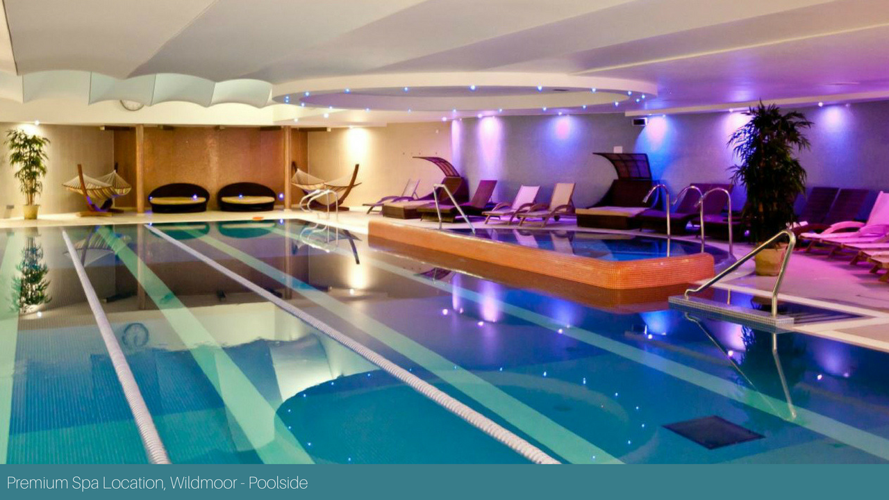 Spas at bannatyne bannatyne hotels health club spa Swimming pool sutton coldfield
