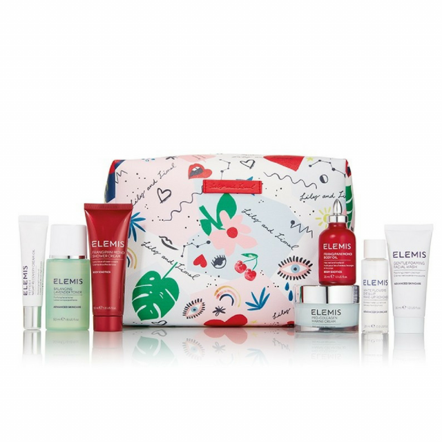 Elemis Lily & Lionel Luxury Travel Collection for Her
