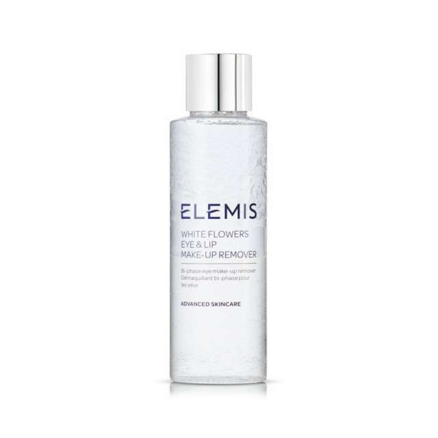 Elemis White Flowers Eye & Lip Make-Up Remover 125ml