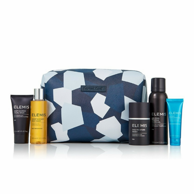 Elemis Lily & Lionel Luxury Travel Collection for Him